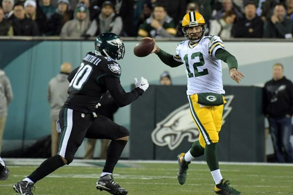 Packers-Eagles Final Score: Adams' big day & steady ...