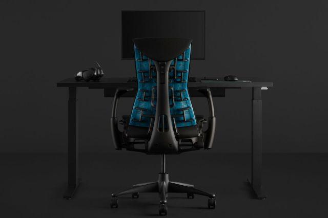 Herman Miller Logitech Embody Gaming Chair
