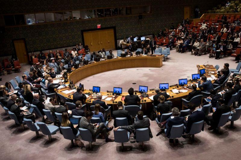 UN Security Council.