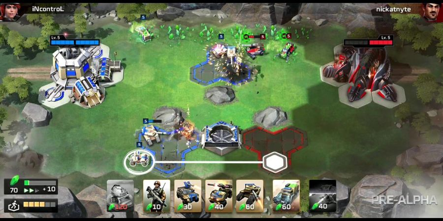 Command   Conquer  Rivals brings classic strategy to the small     Command   Conquer  Rivals brings classic strategy to the small screen    Polygon