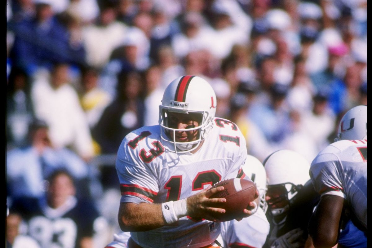 Miami Hurricanes Games That We Love: 1991 Houston Cougars - State ...