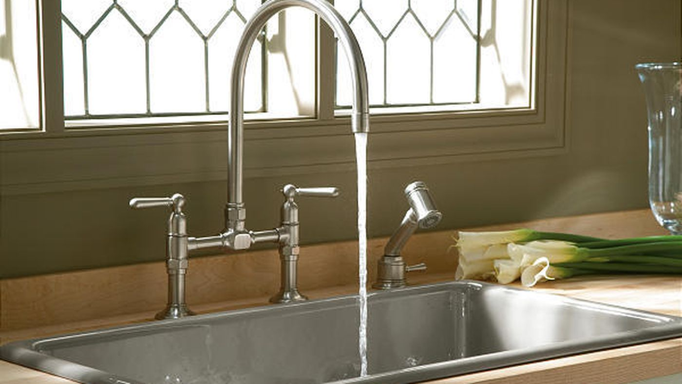 longing for a longer kitchen faucet