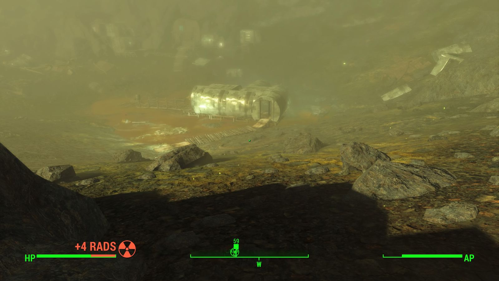 Fallout 4 The Glowing Sea Walkthrough Polygon