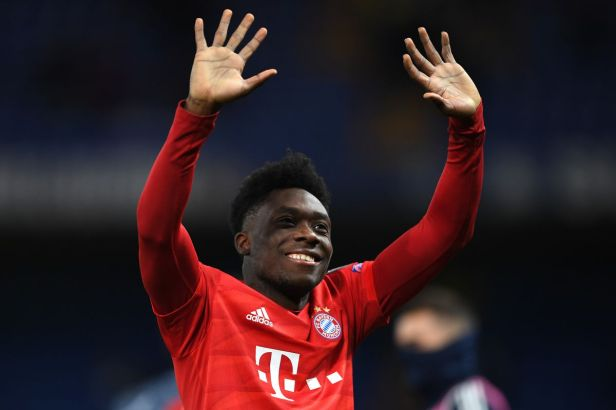 Report: Bayern Munich to offer Alphonso Davies lucrative new contract in  wake of huge win over Chelsea (Updated) - Bavarian Football Works