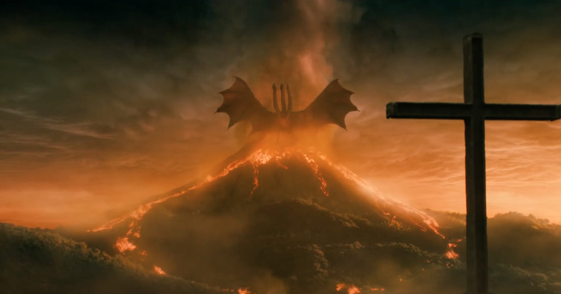 Godzilla King Of The Monsters Trailer Non Stop Monster Footage Polygon