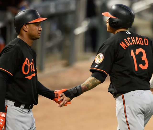 Photo By Hannah Foslien Getty Images The Manny Machado Trade Rumors Have