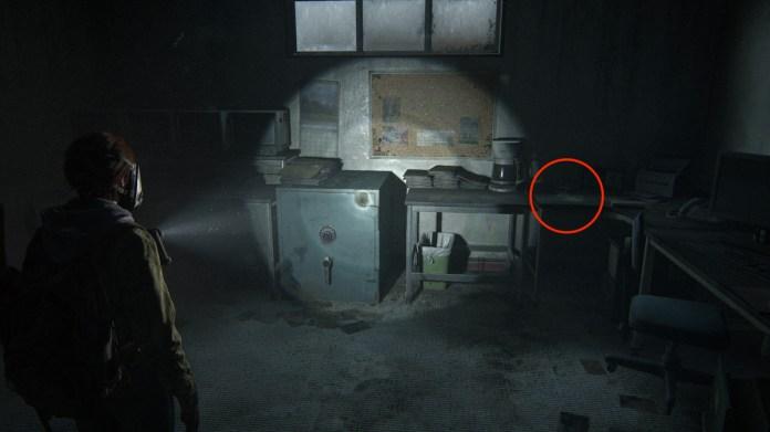 The Last of Us Part 2 Jackson Patrulla caja fuete