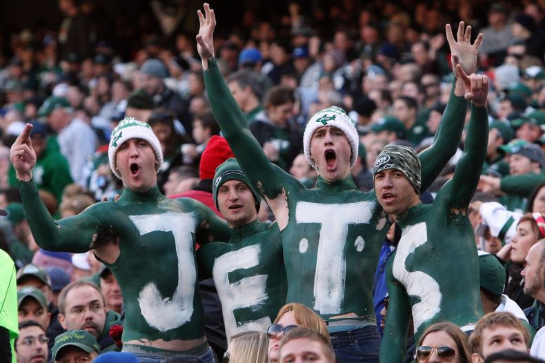Image result for new york jets fans