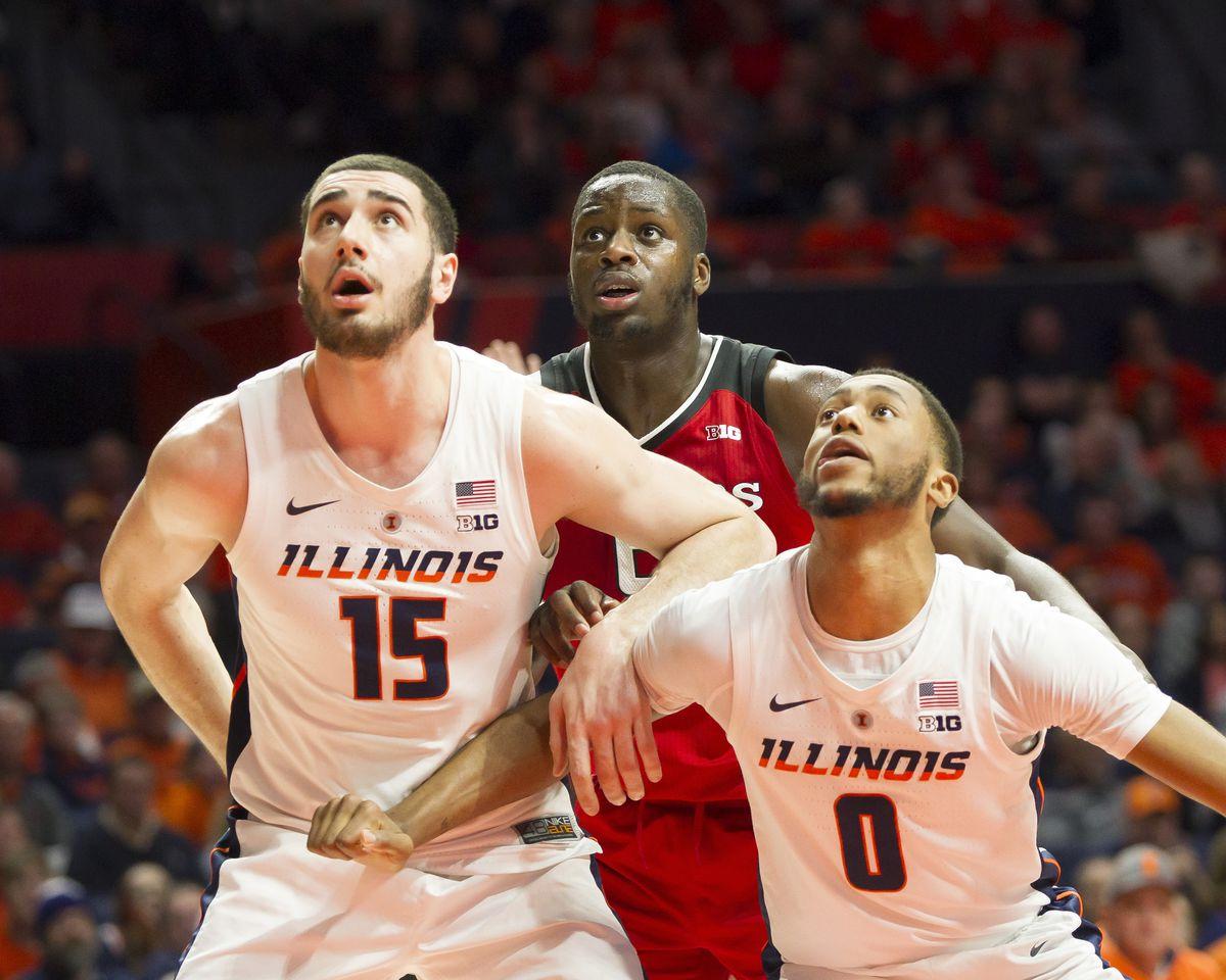Basketball NCAA: Rutgers à l'Illinois