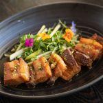 Century City Hotel Restaurant Draws From La S Big International Flavors In Menu Update Eater La