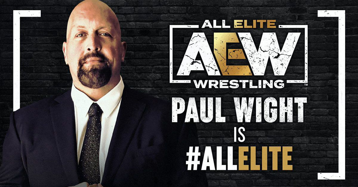 Paul Wight will be a babyface in AEW, unless he already turned heel