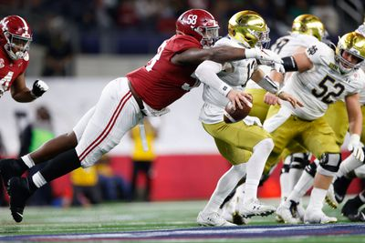 College Football Playoff Semifinal - Notre Dame vs Alabama