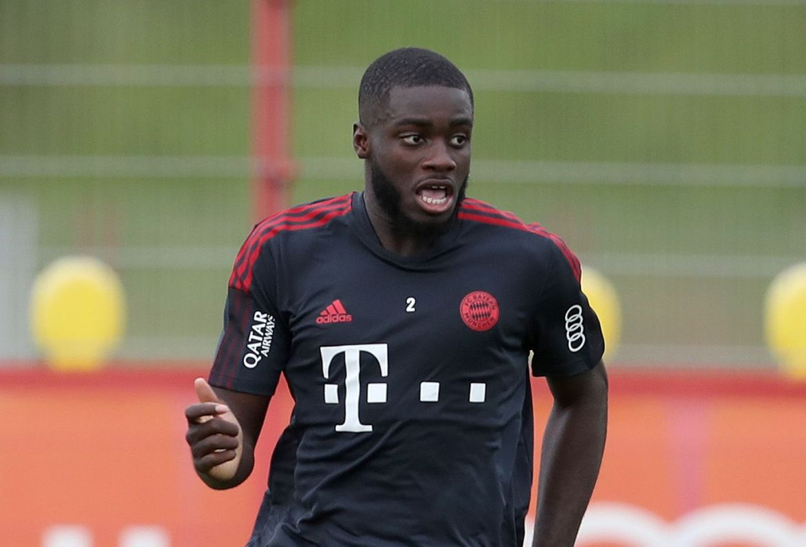 """Dayot Upamecano """"happy"""" to be with Bayern Munich - Bavarian Football Works"""