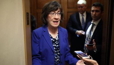 Susan Collins Thinks Lawyers Should Be Able To Cross