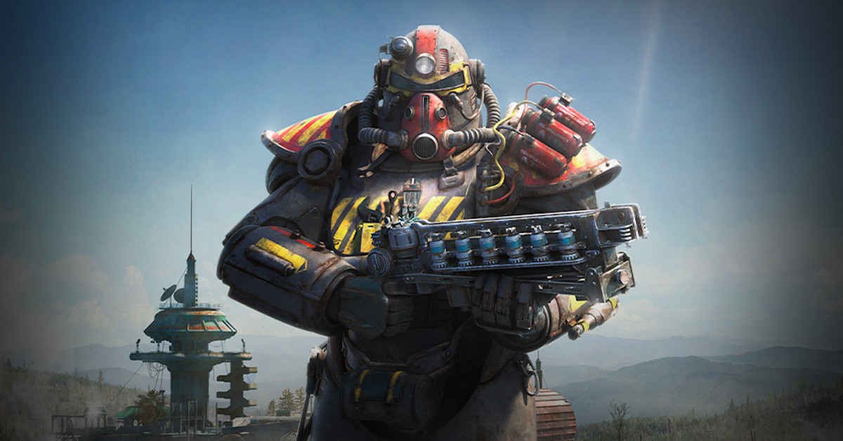 Fallout 76 players are spending months getting their characters sick