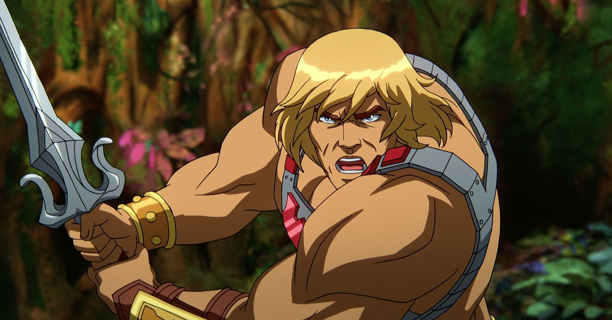 Watch the first trailer for Netflix's Masters of the Universe: Revelation