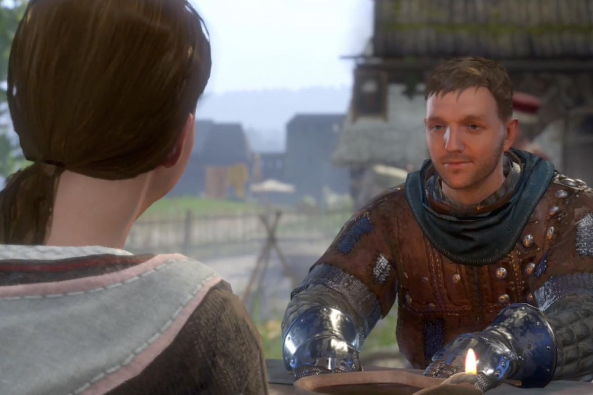 Kingdom Come Deliverance Guide Romance Options Polygon