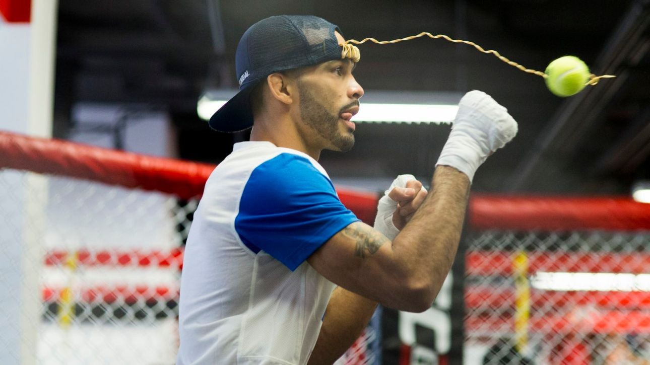 Rob Font admits he was surprised when he was offered a fight with Cody Garbrandt