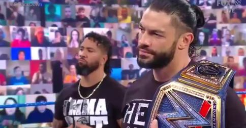 I'm very confused by Roman Reigns' special request