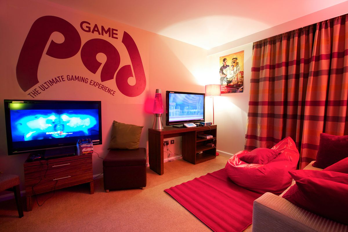 You can play something light and simple like the hidden google games, or you can choose something more challen. London's gamer hotel suite goes for £199 a night, includes ...