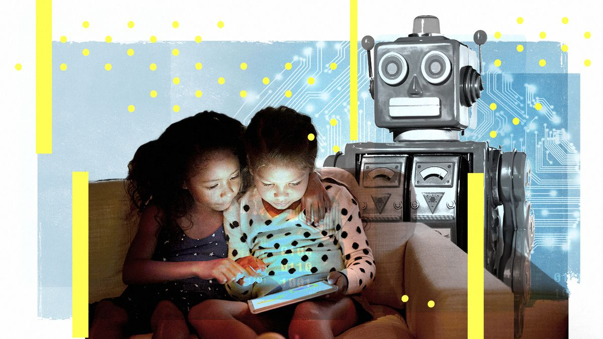 Ai Is Finally Learning From Children The Best Intelligent