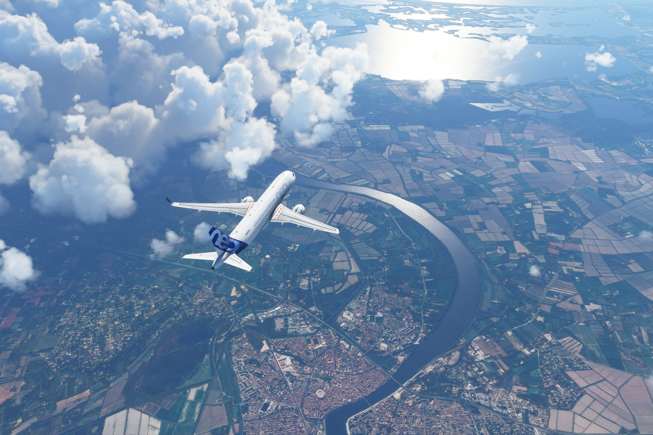 How Microsoft Flight Simulator returned to the skies