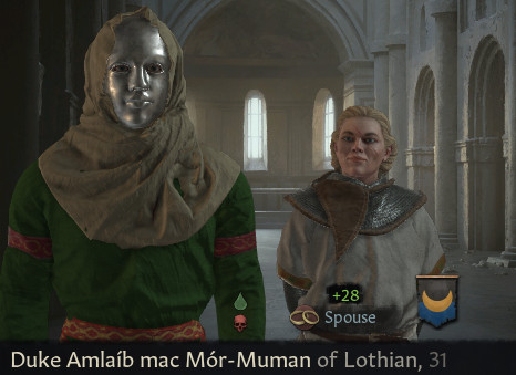 My terrible Crusader Kings 3 son is completely out of control 2