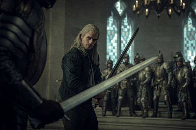 The Witcher's fight scenes, assessed by an Italian longsword ...