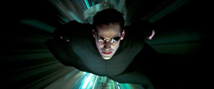 the matrix reloaded - keanu reeves