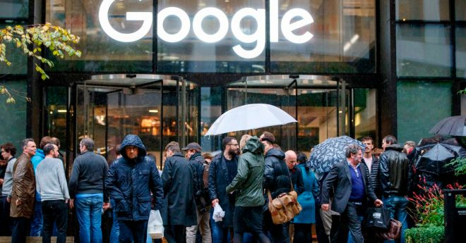 Google illegally spied on workers before firing them, US labor board alleges