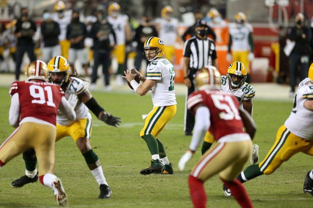 Sunday Night Football open thread: Packers at 49ers - Field Gulls