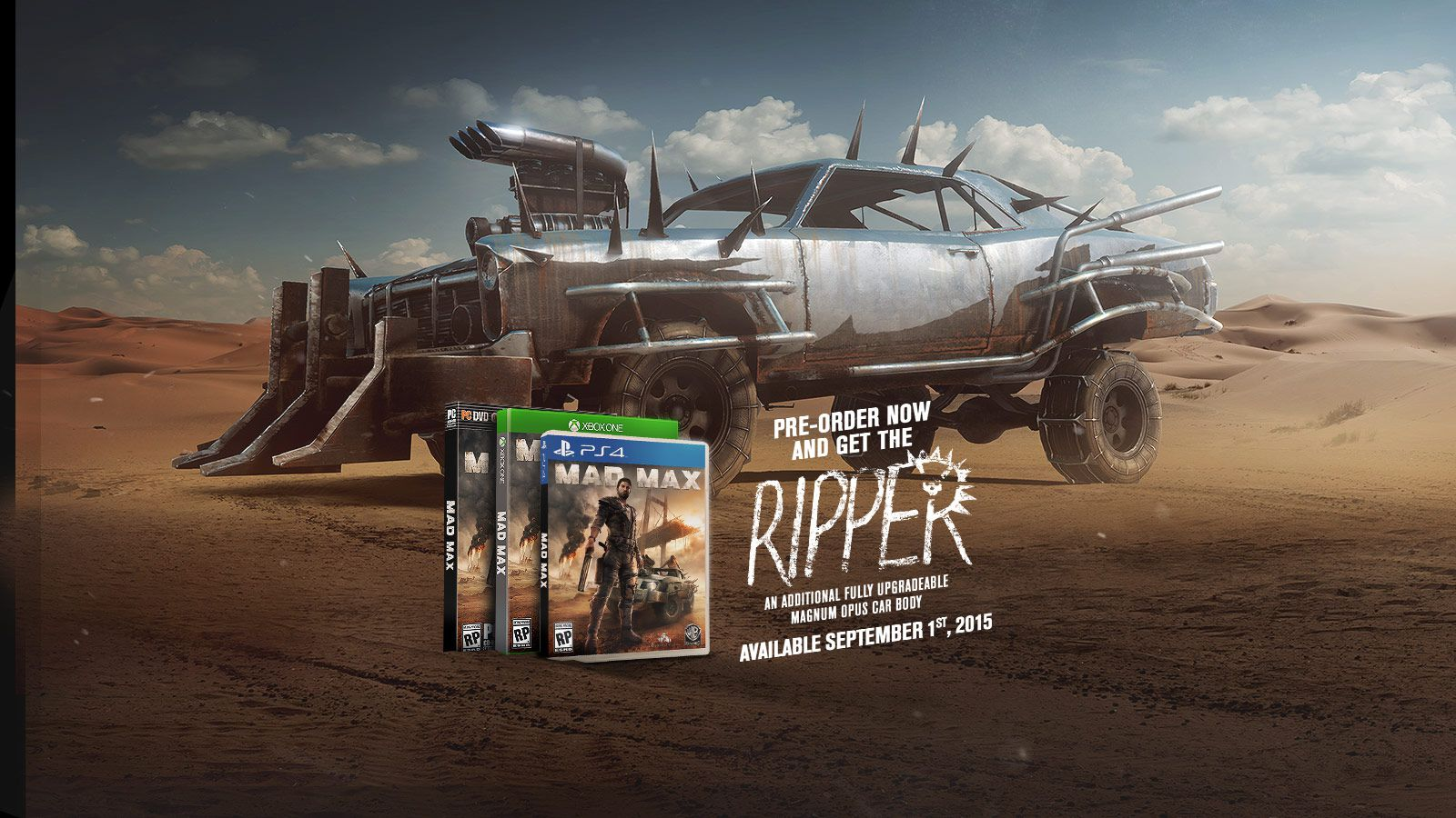 Mad Max Game Canned On Xbox 360 And PS3 Other Versions Dated Polygon