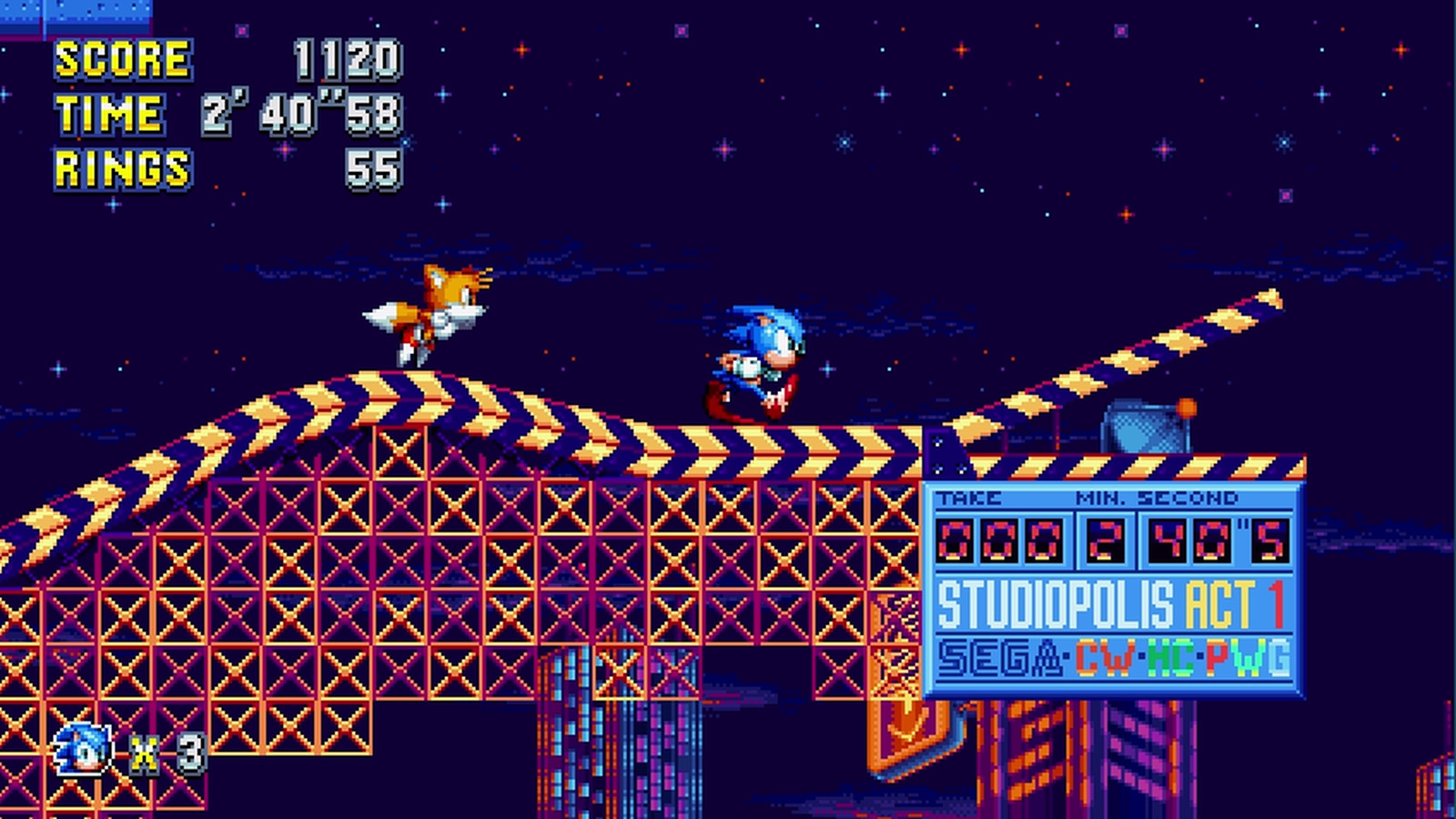 Sonic Mania Review The Return To Form Youve Been Waiting For The Verge