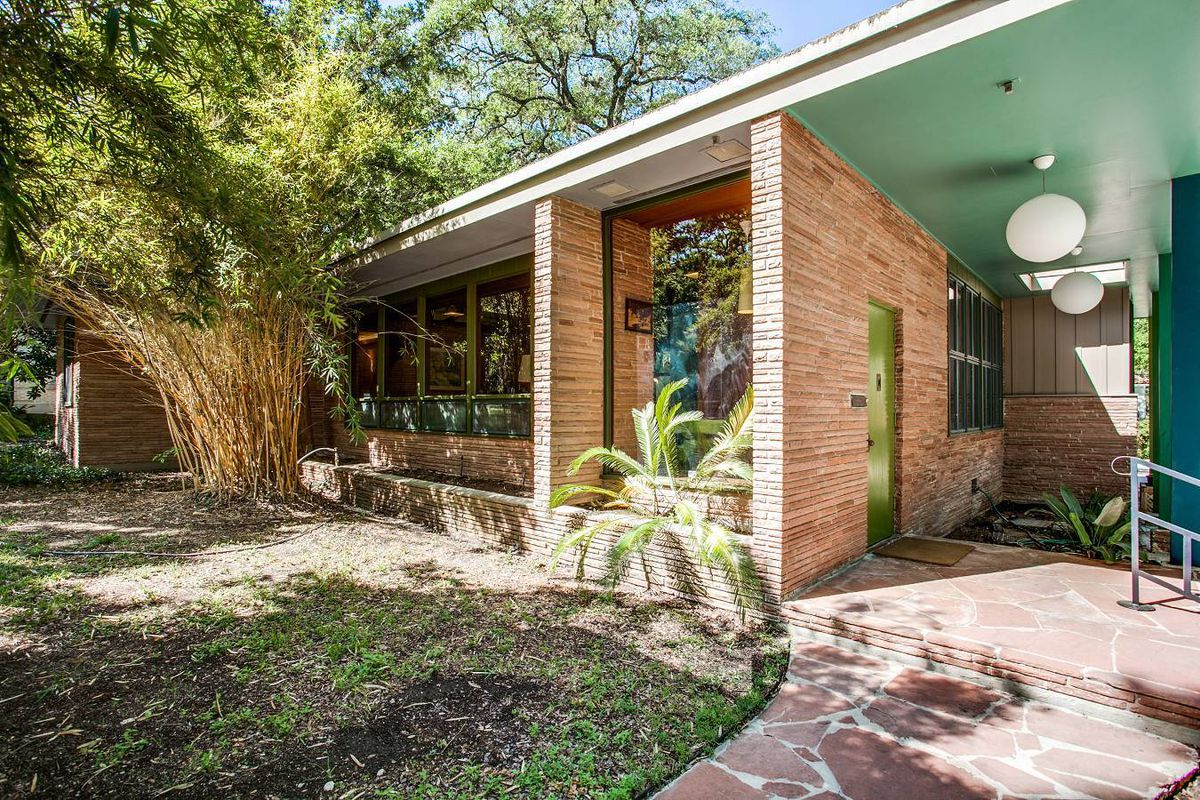 Handsome Midcentury Home In Texas Asks 13M Curbed