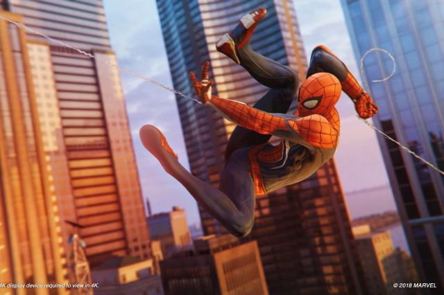 Image result for spiderman ps4""