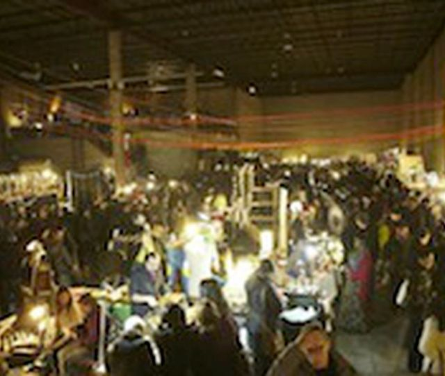 The Brooklyn Night Bazaar Which Started Off As A Four Night Food Shopping And Music Festival At Dekalb Market Two Years Ago Is About To Take Up Permanent