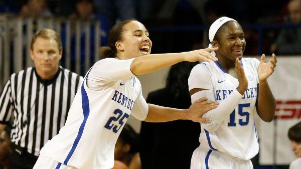 Kentucky Women's Basketball Announces 2015-16 Non ...