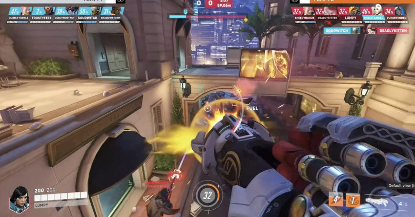 Blizzard shows off Overwatch 2's new 5 vs. 5 multiplayer and a trio of maps