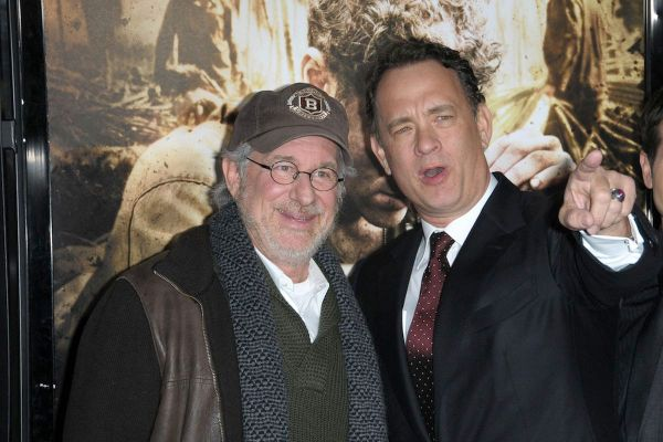 Spielberg and Hanks to follow 'Band of Brothers' and 'The ...