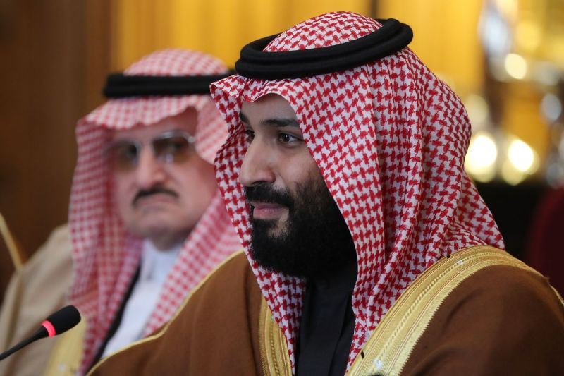 Saudi Crown Prince Mohammed bin Salman wants nuclear power for his country.