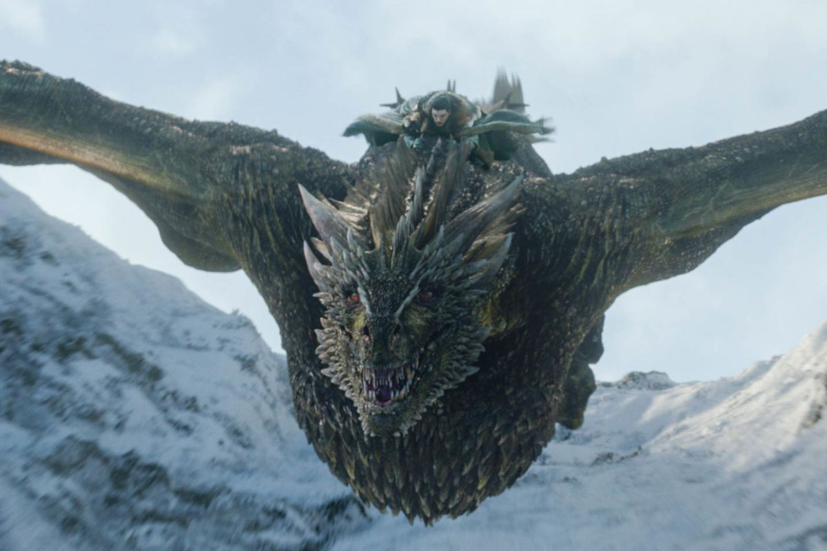 The Dragons And Direwolves That Are Still Alive On Game Of