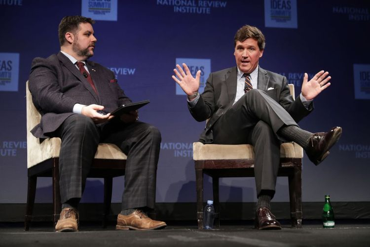 Tucker Carlson on why conservatives should crack down on ...