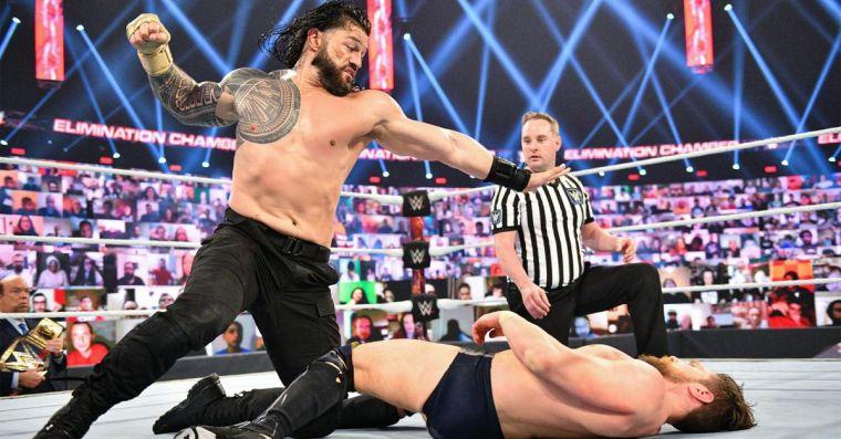 Cageside Community Star Ratings: Roman Reigns vs. Daniel Bryan