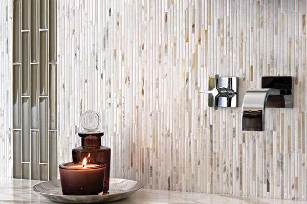 5 ways mosaic tile makes a small bath
