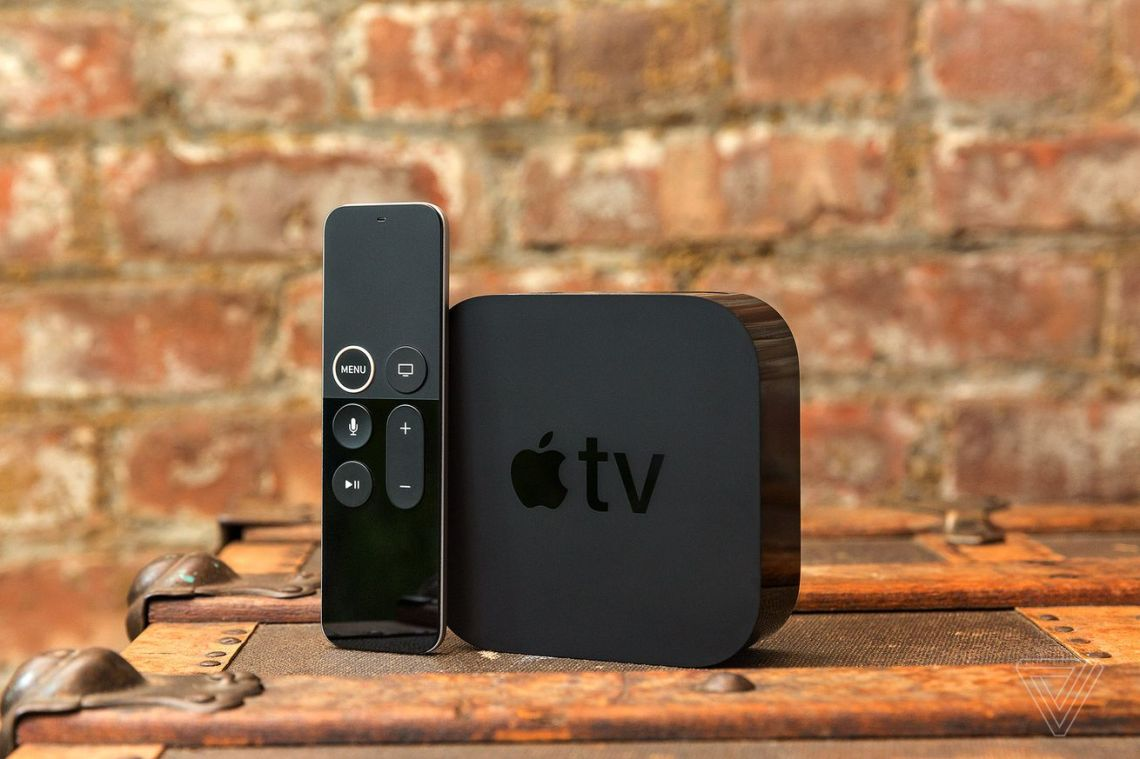 Apple reportedly developing an Apple TV with a built-in camera and speaker