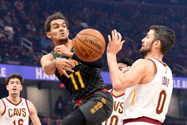 Hawks lose to Cavaliers for eighth straight defeat, 121-118 - Peachtree  Hoops