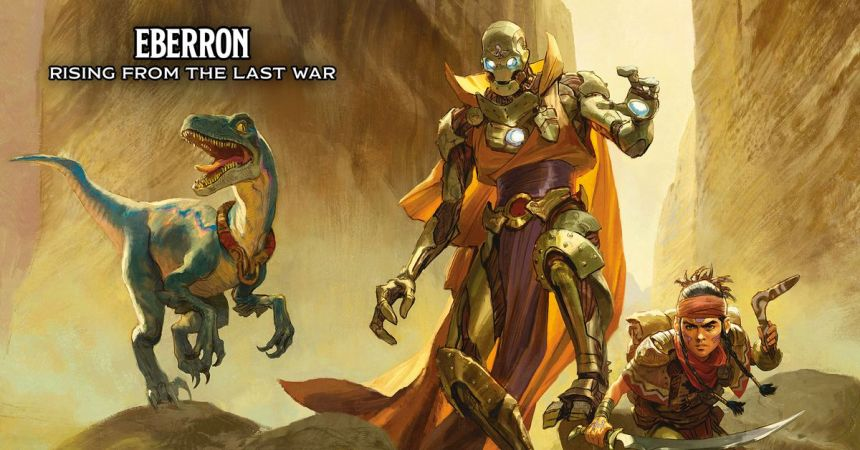 Image result for eberron last war