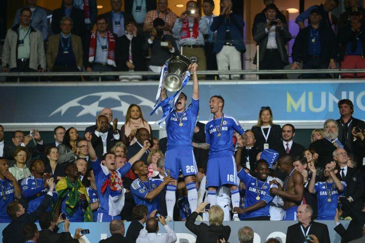 Revisiting Chelsea's legendary 2012 Champions League final ...