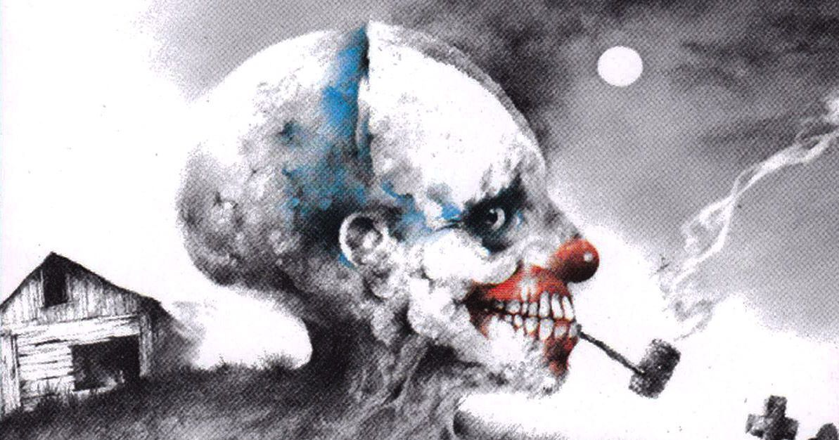 Cover art for Scary Stories to Tell in the Dark