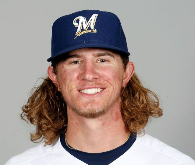 Josh Hader Ranked As Milwaukee Brewers  Prospect By  Baseball